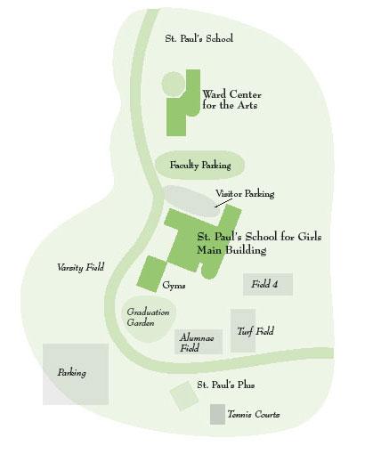 St Paul Traffic Map.St Paul S Plus Map Directions